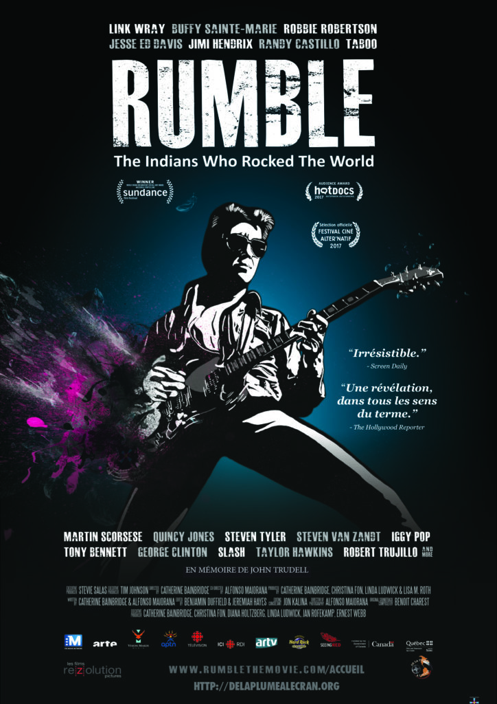 Rumble : les amérindiens qui ont remué le monde (The Indians Who Rocked The World)