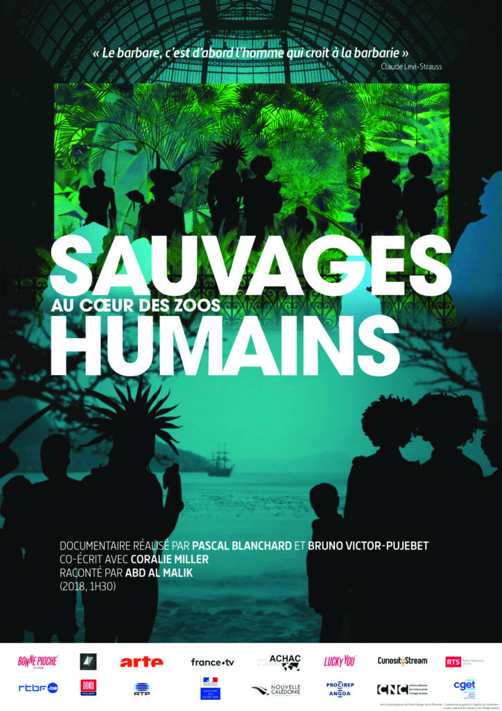 Sauvages, au cœur des zoos humains