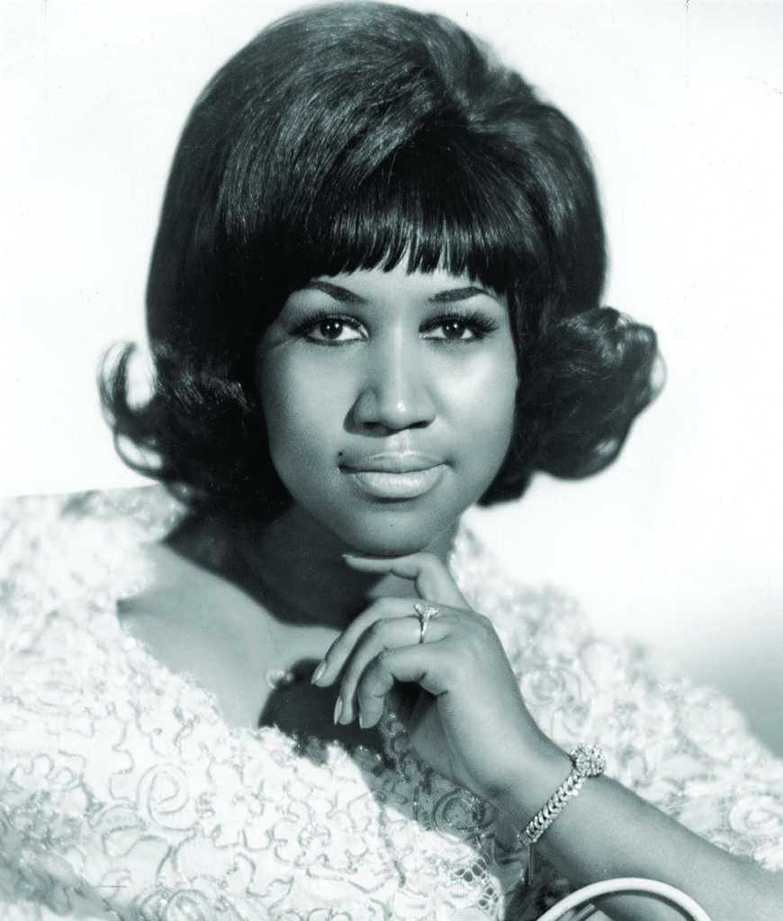 Queen of Pop Aretha Franklin