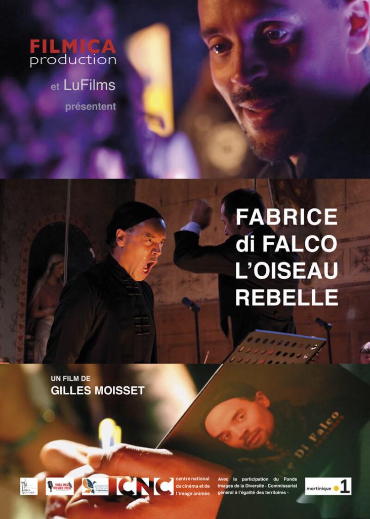 Fabrice di Falco : un oiseau rebelle