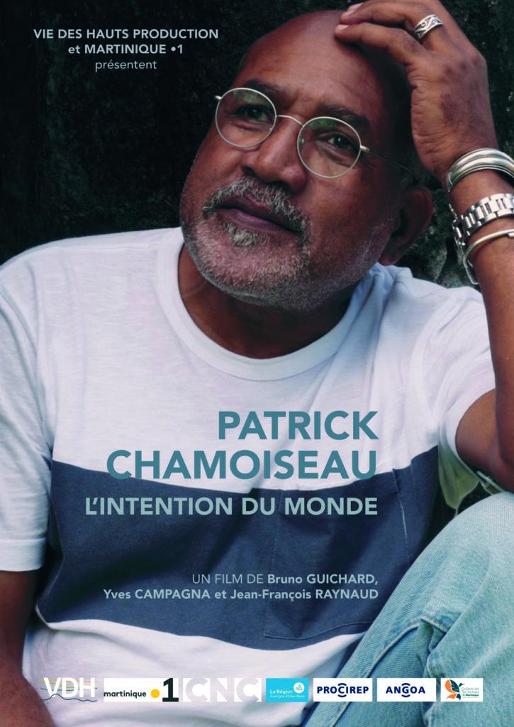 Patrick Chamoiseau, l'intention du Monde