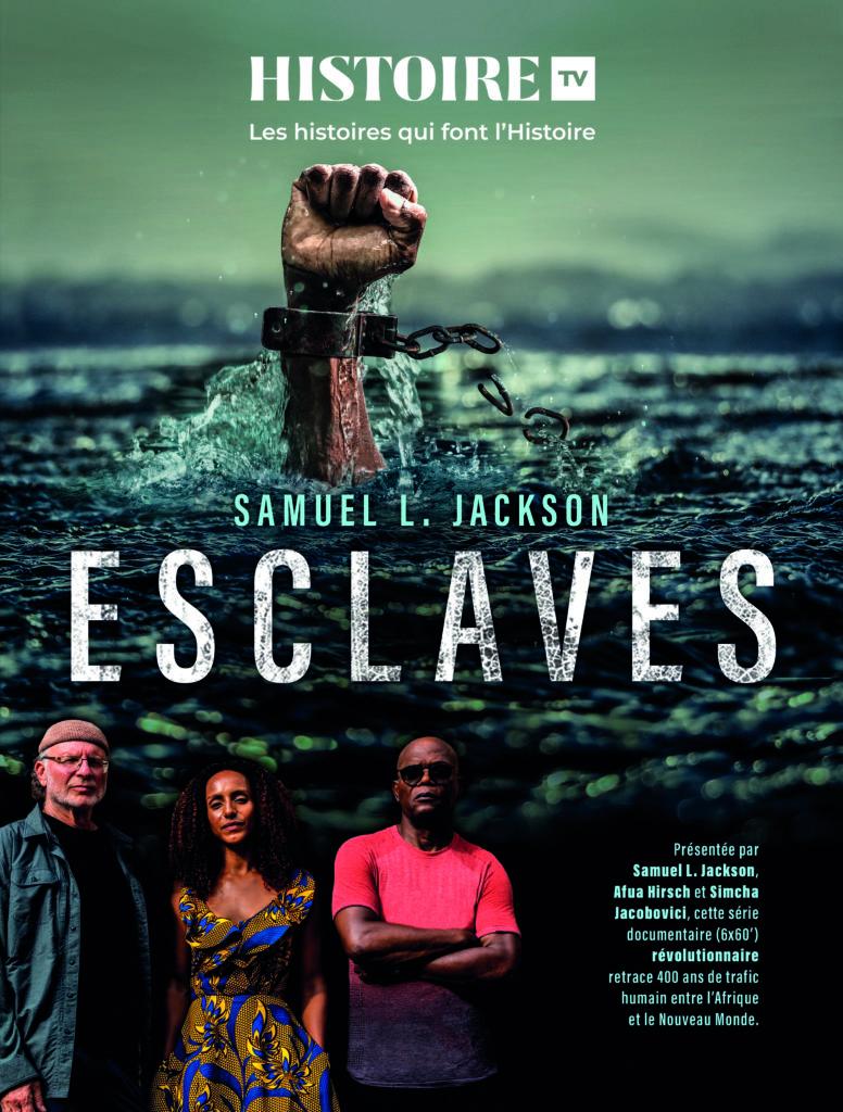 Esclaves – Episode 1 : La mémoire engloutie